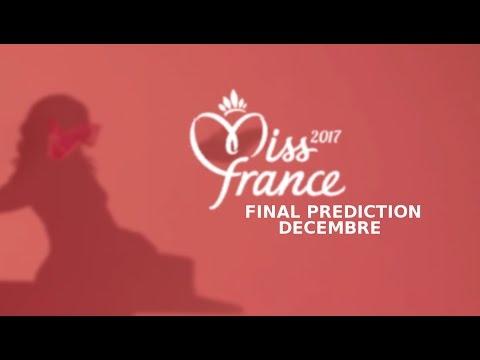 Prédictions de Décembre [SPÉCIAL ABONNÉ] - Miss France 2017 👑👸