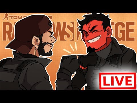 Royale Does Siege w/ Nickmercs! | Rainbow Six: Siege