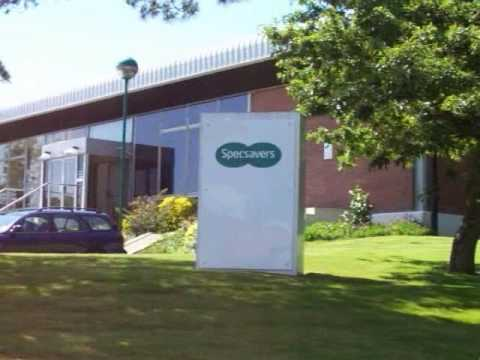 Specsavers Headquarters in Guernsey