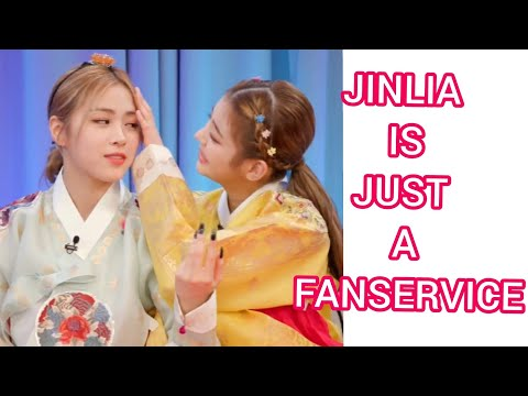 JINLIA Fan Service? They are not really close? WATCH THIS
