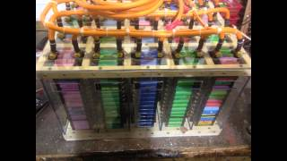 How to build 1200 cell lithium ion battery pack