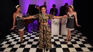 Hotline Bling - Vintage '40s Swing Drake Cover ft. Cristina Gatti