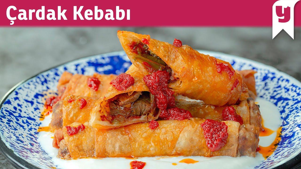 Yemek tarifleri: Yoğurtlu Soslu Çardak Kebabı Tarifi