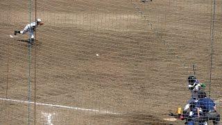 文教大学 - 成蹊大学 2016年8月31日(水) 平成28年 第39回 全日本学生軟式野球選手権大会【準決勝】
