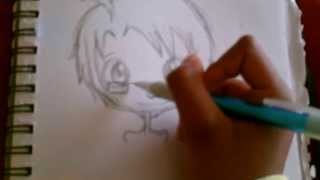 How to draw America from Hetalia
