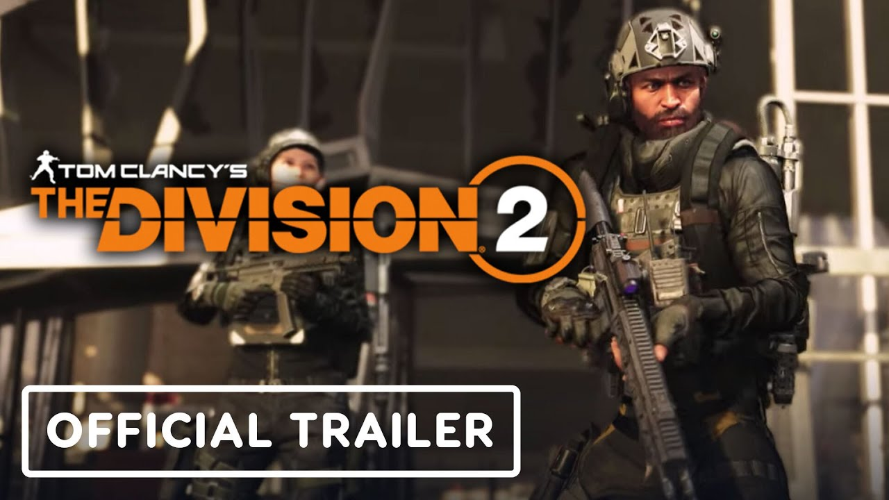 Tom Clancy's The Division 2: The Summit - Official Reveal Trailer | Ubisoft Forward thumbnail