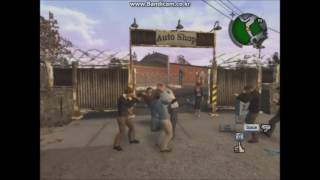 [Bully:se]Playing as greaser Peanut! (mod:not another selector)