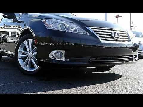 2010 lexus es 350 atlanta luxury motors duluth ga for Atlanta luxury motors duluth