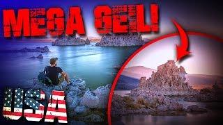MEGA GEIL Monolake USA Outdoor Tour I Trekking Survival Bushcraft Deutschland deutsch