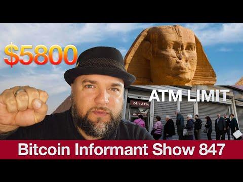 #847 Bitcoin muss $5800 halten, BTC All Time High Wahrscheinlichkeit 2020 & Bargeld Limitierung