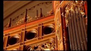 "JOHANN SEBASTIAN BACH: CHORAL ""TANTUM ERGO"" - XAVER VARNUS (ORGAN) AND THE BUDAPEST OPERA CHOIR  5/7"