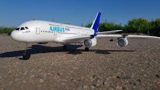 AIRBUS A380 на радиоуправлении