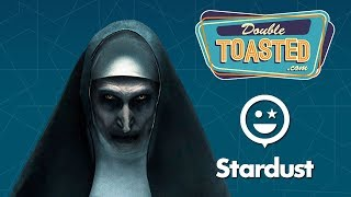 THE NUN 2018 STARDUST APP MOVIE REVIEWS AND REACTIONS