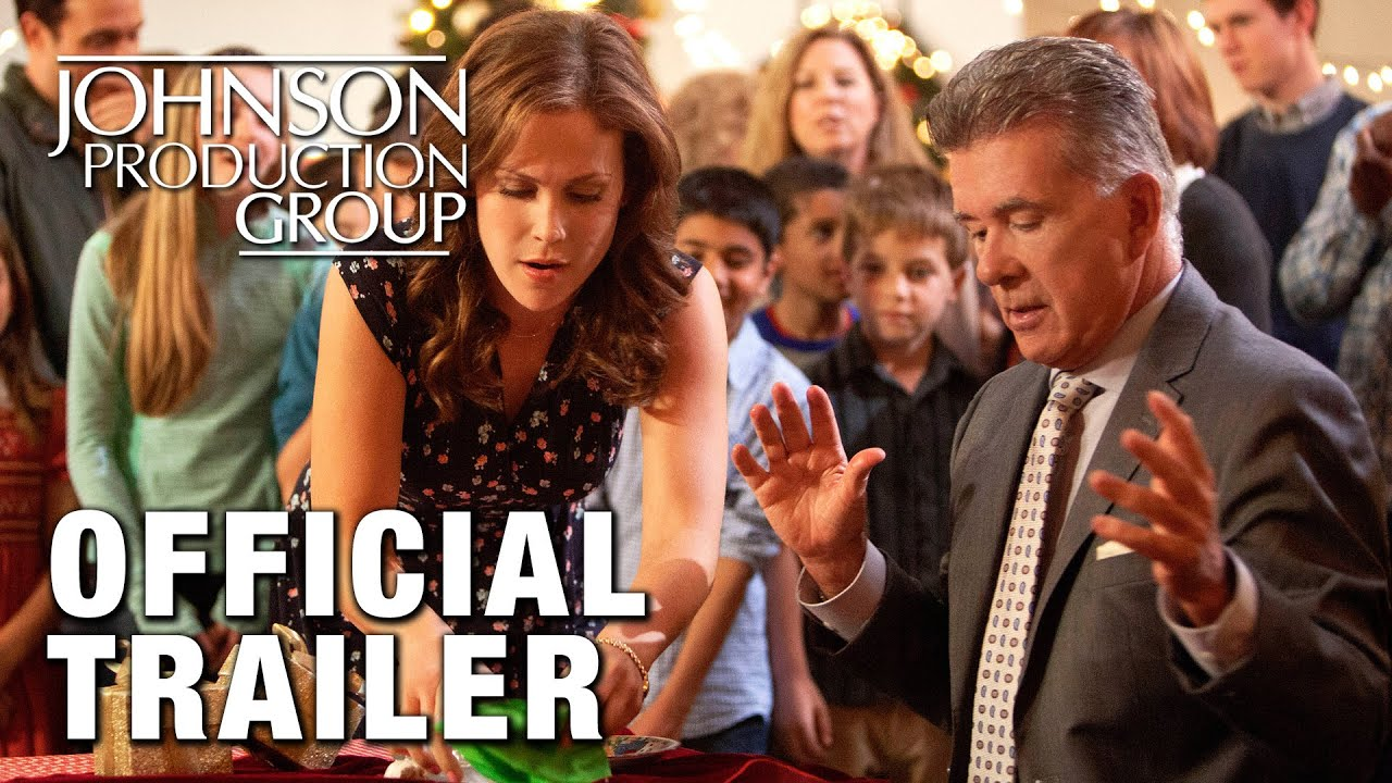 A Cookie Cutter Christmas - Official Trailer - YouTube