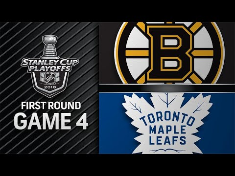 Pastrnak, Rask lead Bruins past Leafs in Game 4, 3-1