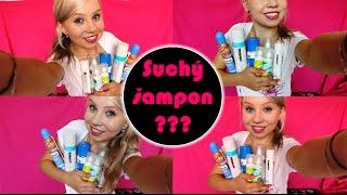 Test: Jaký suchý šampon je nej?│Kate Wednesday