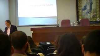 Conferencia Manuel Meléndez  Alliance Healthcare  La distribución en España y en Europa