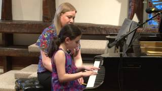 Violin, Piano, Guitar and Voice Recital Highlights from BAMA