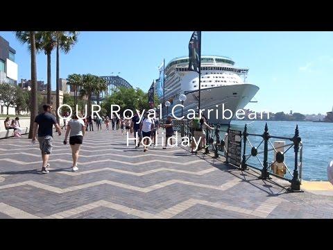 Royal Caribbean Holiday pt1