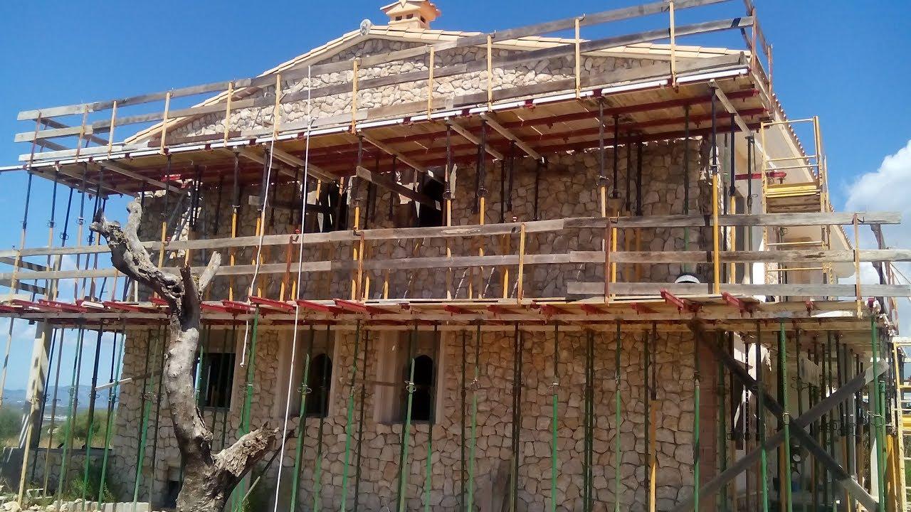 Cr nica de una construcci n 1 parte versi n antigua - Ayuda para construir mi casa ...