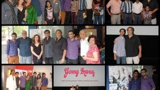 Anglo-Indian film production tribute to the film Going Away.