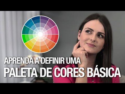 Aprenda a criar sua Paleta de Cores básicas!