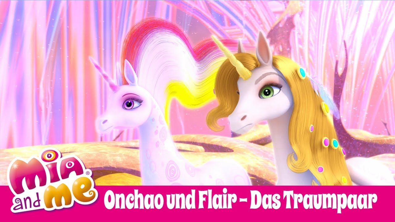 Onchao Trifft Seine Liebe Flair Wieder Mia And Me Staffel 3 Youtube