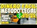 Trucos Gta 5 Online - Conseguir Dinero Facil y Legal - Gta 5 PS4, PC y XBOX ONE