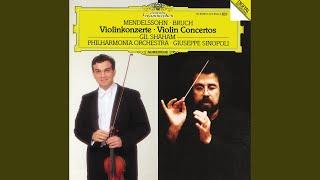 Mendelssohn: Violin Concerto in E minor, Op.64 - 1. Allegro molto appassionato