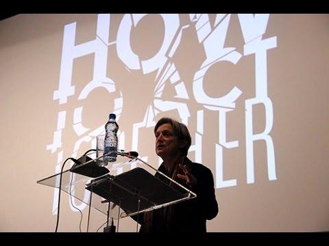 Judith Butler in Belgrade: Vulnerability/Resistance
