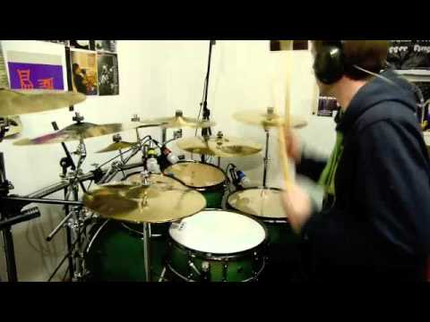 Relient K - 12 Days Of Christmas (Drum Cover)