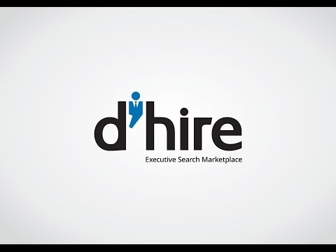 d'hire - Executive Search Marketplace