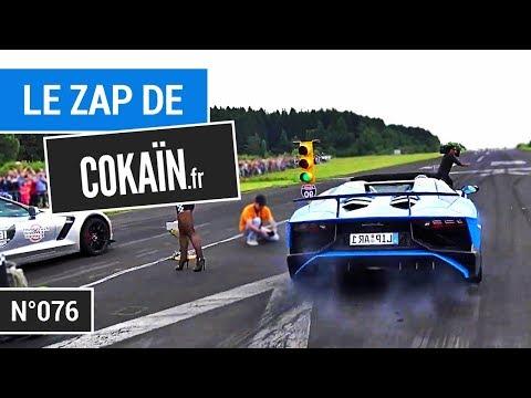 Le Zap de Cokaïn.fr n°076
