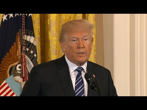 Trump taps Robert Wilkie to run Veterans Affairs in surprise announcement