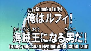Download Video One Piece Episode 1 subtitle indonesia part 1 MP3 3GP MP4