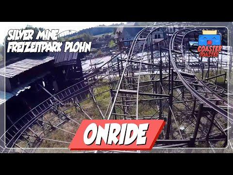 Silver Mine - Freizeitpark Plohn | Zierer | Flitzer | POV