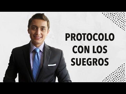 Protocolo con los suegros   Humberto Guti�rrez