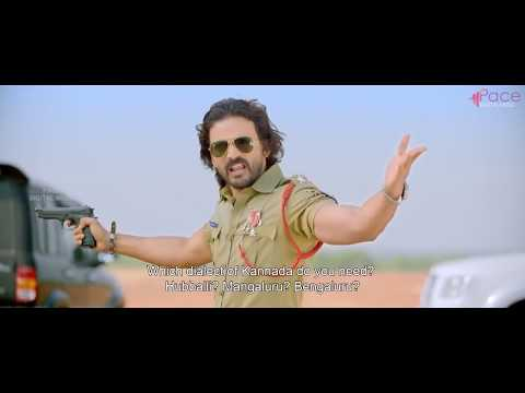 Mufti Kannada Dubbed Hindi    ShivaRajkumar, SriiMurali   2018 South Super Hot Movies