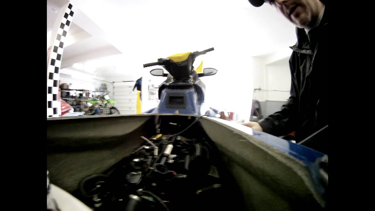 hight resolution of seadoo oil change and service gti 155 se