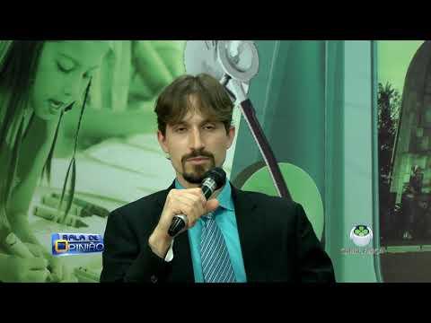 SALA DE OPINIÃO - NOVEMBRO AZUL E OS CUIDADOS COM A SAÚDE DO HOMEM - DR. THIAGO PERONDI UROLOGISTA