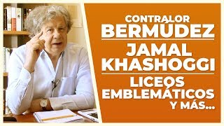 Contralor Bermúdez, Khashoggi y Emblemáticos | V de Villegas | E31