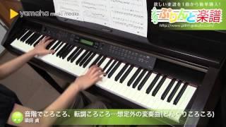 使用した楽譜はコチラ http://www.print-gakufu.com/score/detail/12041...