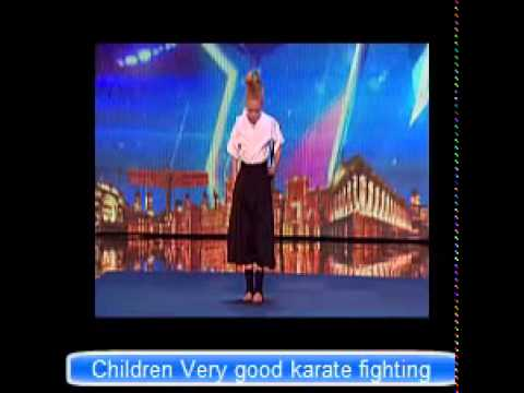Download Don't mess with karate kid Jesse | Audition Week 2 | Britain's Got