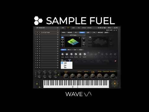 WAVE SYNTH PAGE