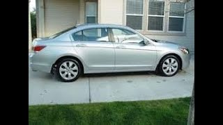 2008 Honda Accord: under $6000 these are a steal