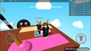 Doing parkour in the roblox_ what happens by the world with GSF