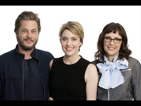 Maggie's Plan Interview with Travis Fimmel, Greta Gerwig and Rebecca Miller
