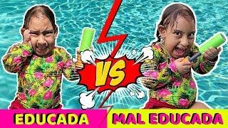 Tipos de crianças na piscina #2 - MC Divertida