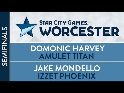 SCGWOR: Semifinals - Dominic Harvey Vs Jake Mondello [Modern]
