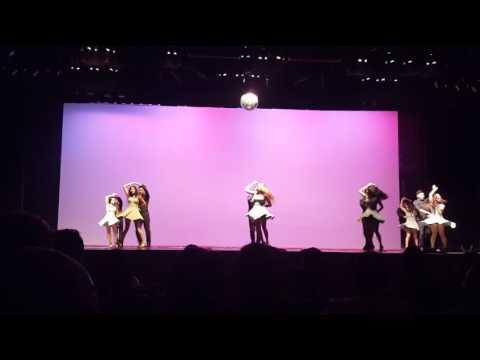 Addison Trail High school Bachata international fest 2016